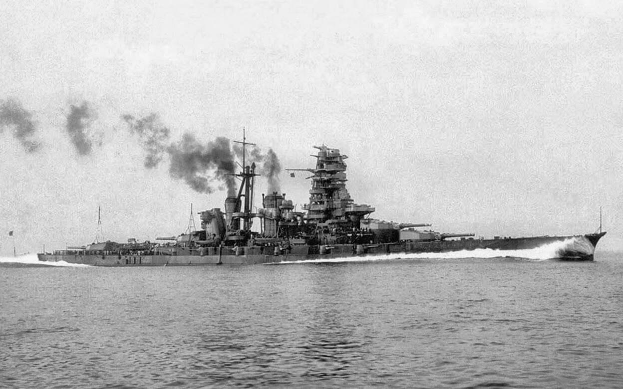 大日本帝国海軍 記録写真<br>[金剛型戦艦]