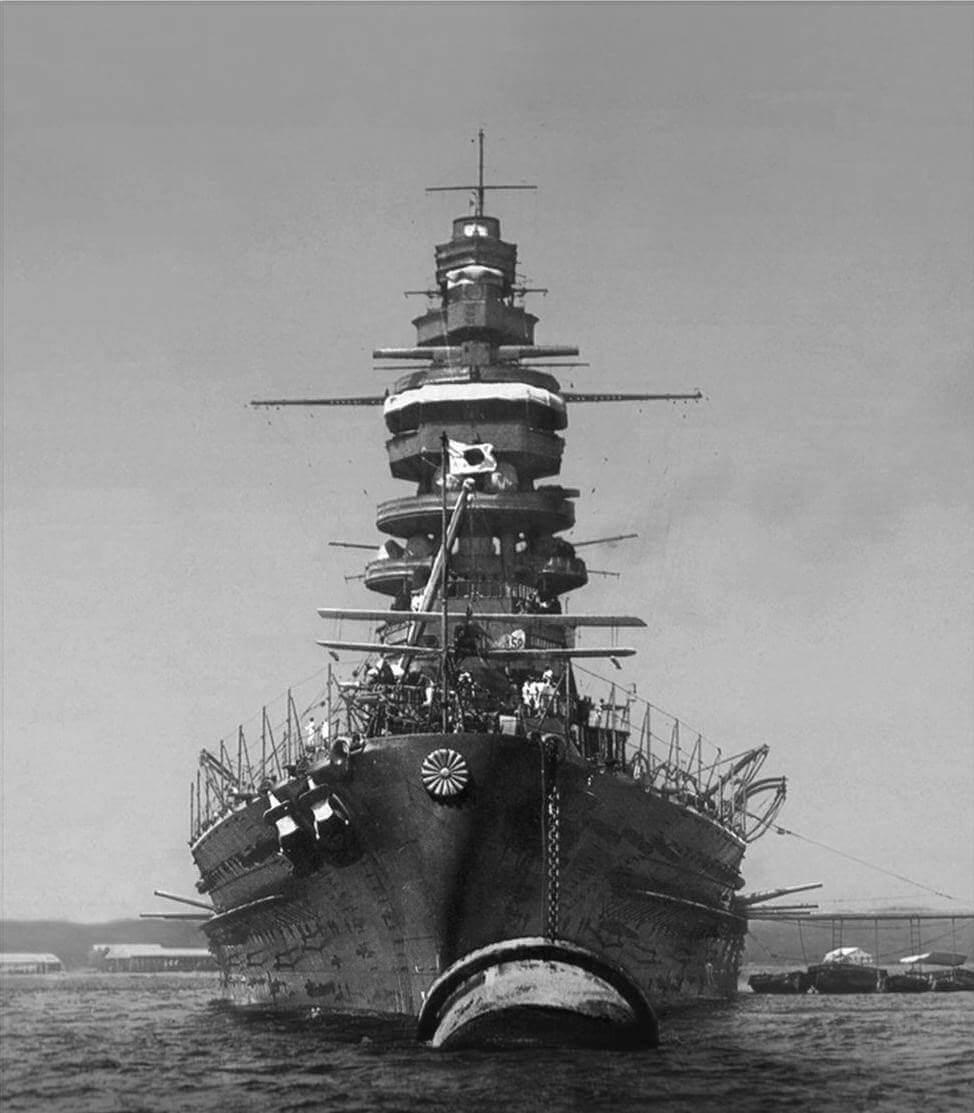 長門【長門型戦艦 一番艦】<br><font size=4>NAGATO【NAGATO-class Battleship 1st】</font>