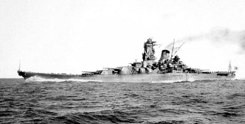 大和【大和型戦艦 一番艦】<br><font size=5%>YAMATO【YAMATO-class Battleship 1st】</font>