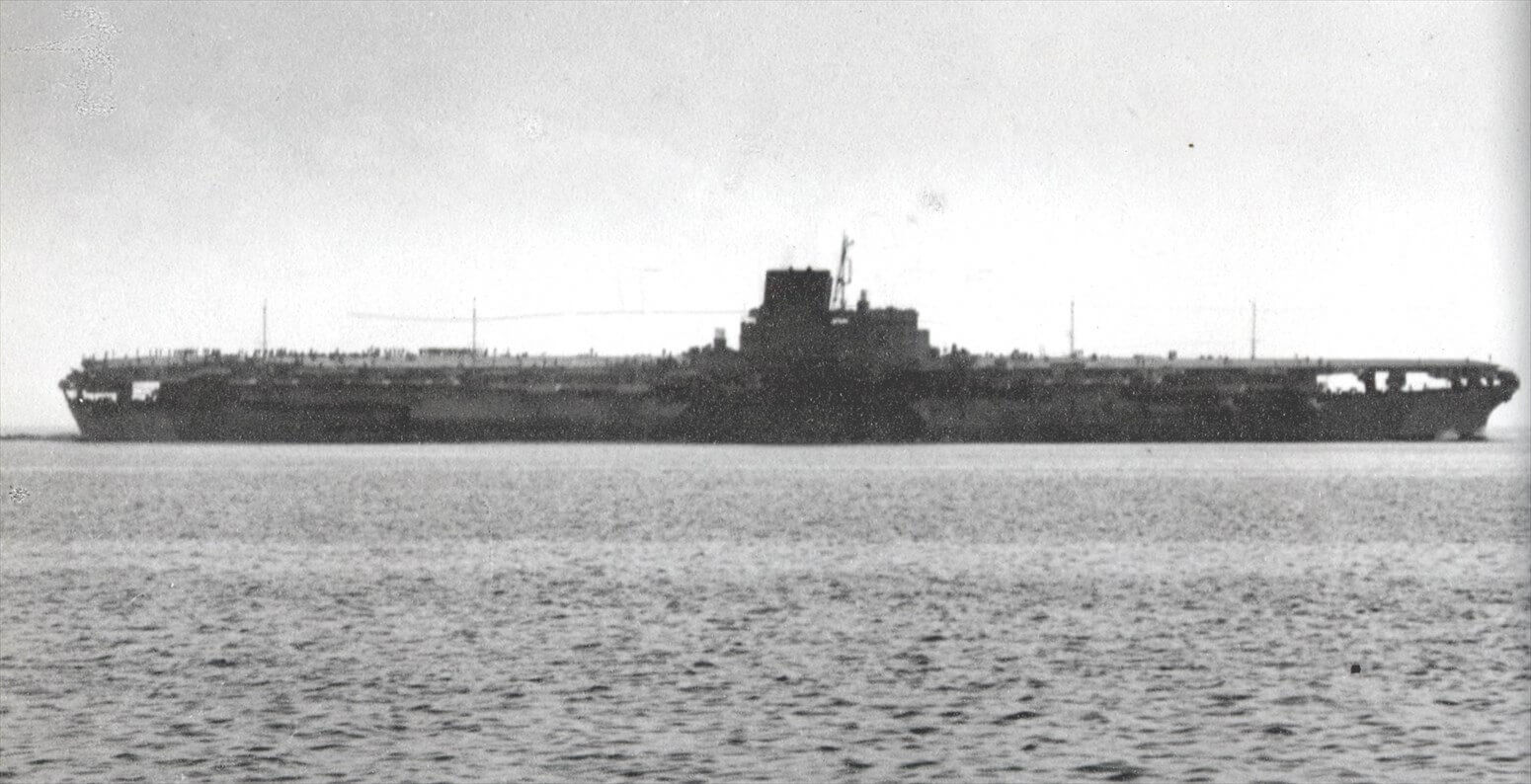 信濃【航空母艦】<br><font size=4>SHINANO【Aircraft carrier】</font>
