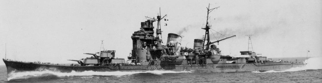 大日本帝国海軍 記録写真<br>[妙高型重巡洋艦]