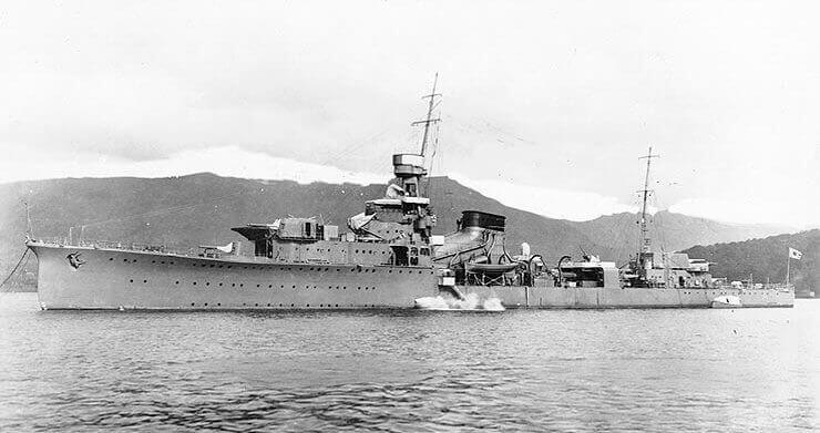 夕張【軽巡洋艦】<br><font size=5%>YUBARI【Light Cruiser】</font>